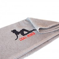 TOWEL - A MINERS - STEEL GRAY - ORDER